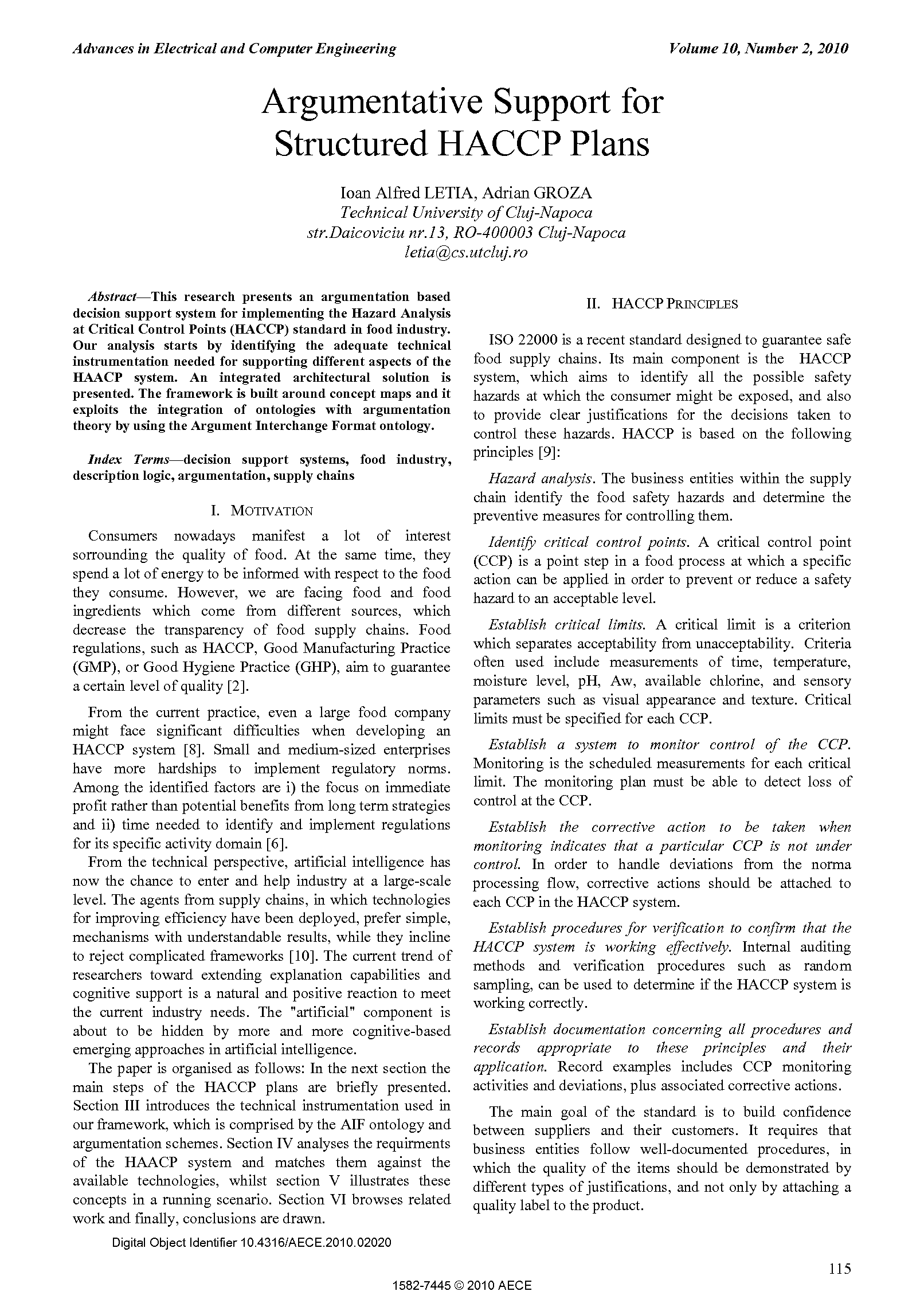PDF Quickview for paper with DOI:10.4316/AECE.2010.02020