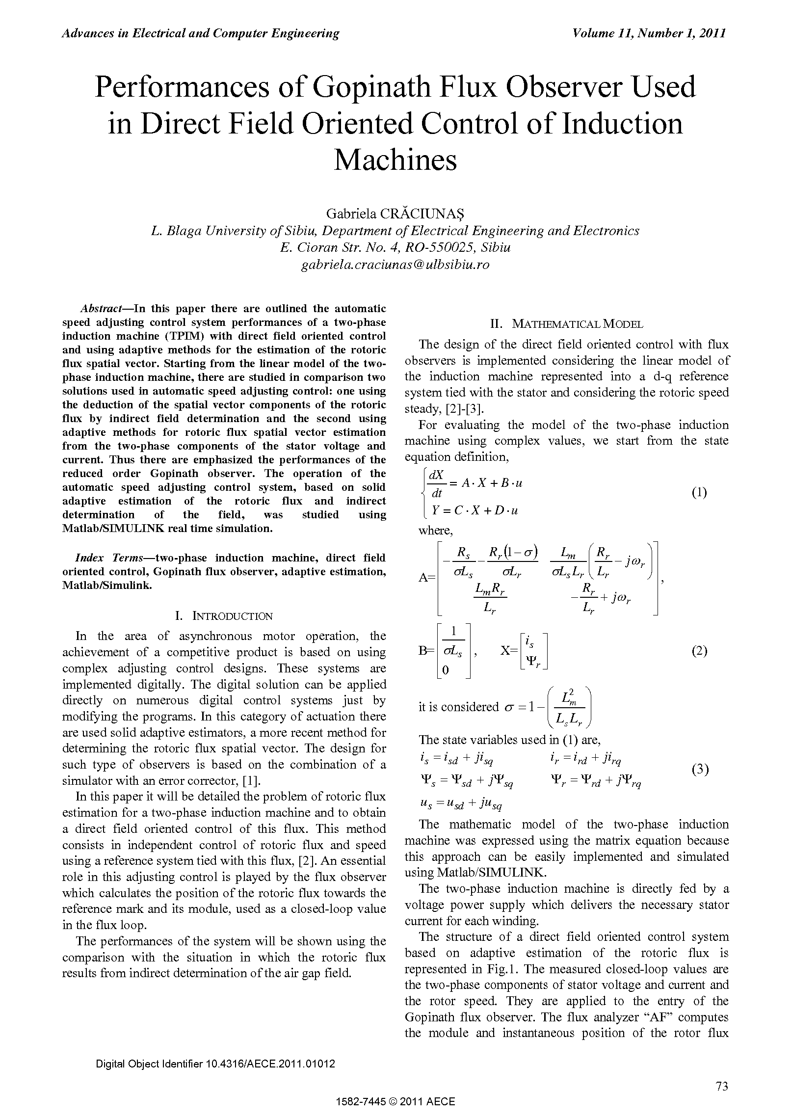 PDF Quickview for paper with DOI:10.4316/AECE.2011.01012
