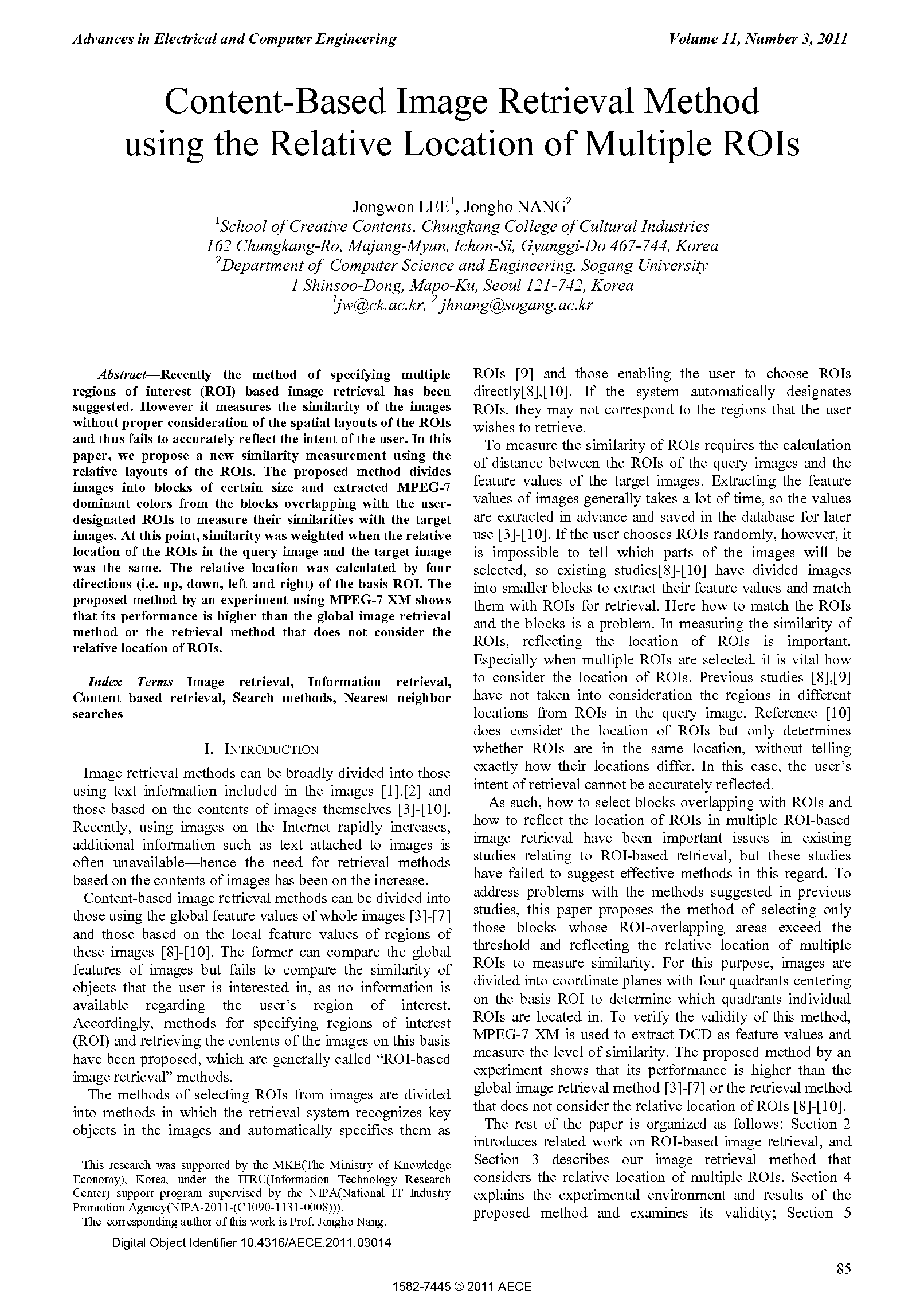 PDF Quickview for paper with DOI:10.4316/AECE.2011.03014