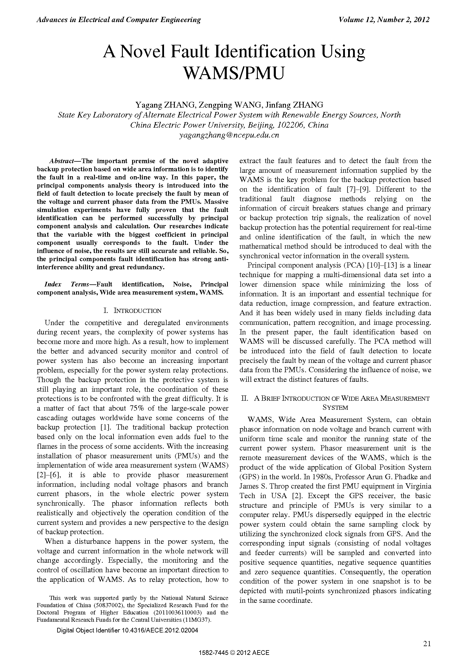 PDF Quickview for paper with DOI:10.4316/AECE.2012.02004