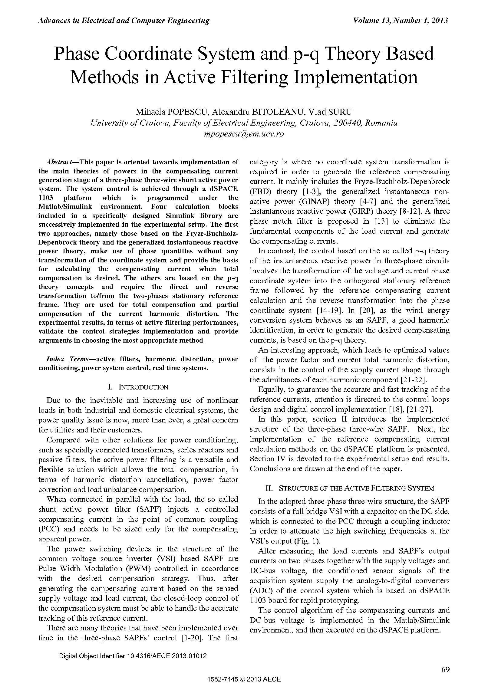 PDF Quickview for paper with DOI:10.4316/AECE.2013.01012