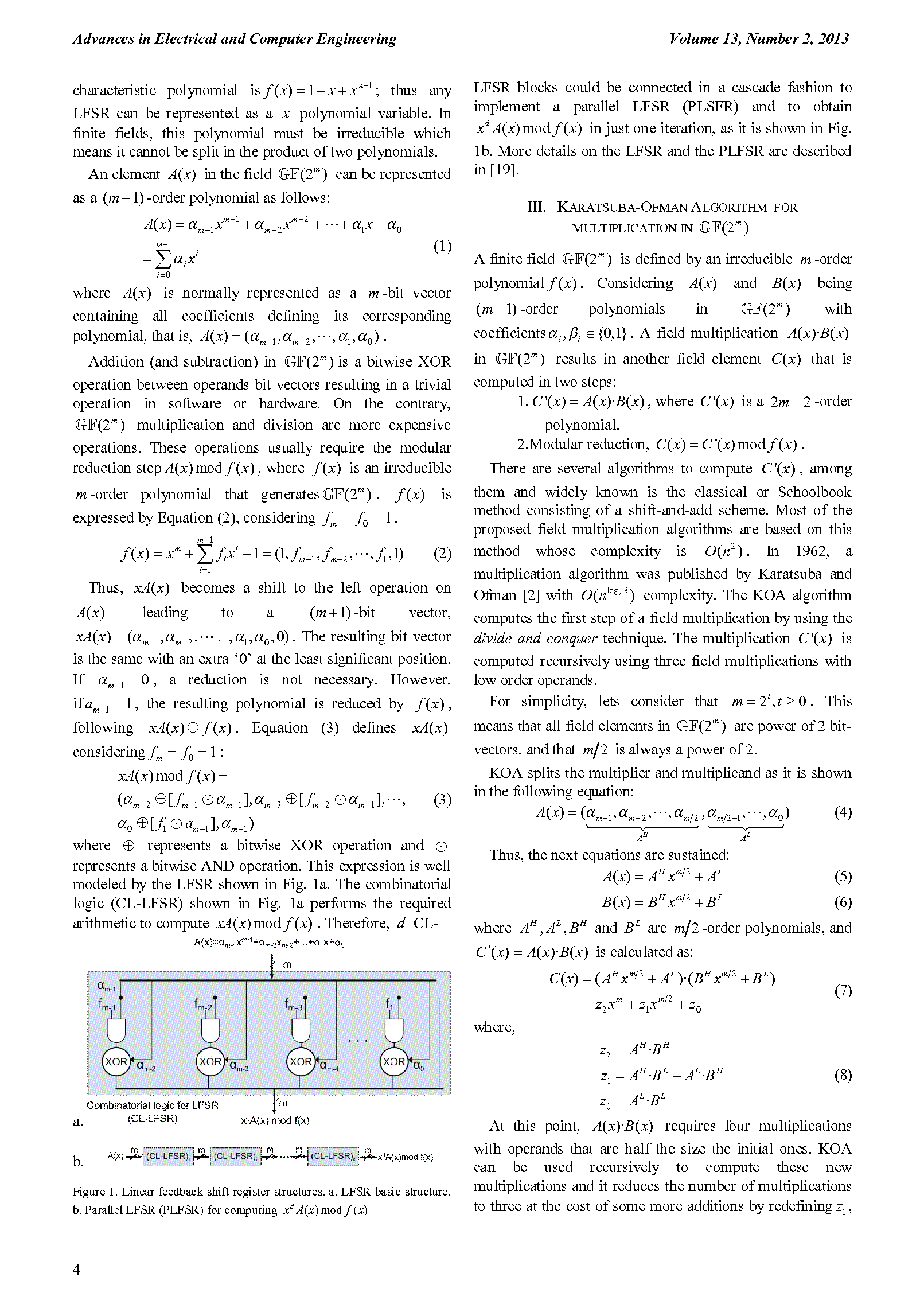 PDF Quickview for paper with DOI:10.4316/AECE.2013.02001