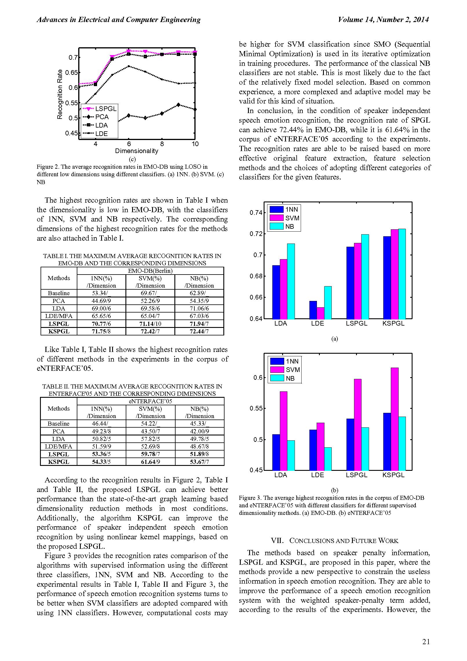Graph Learning Based Speaker Independent Speech Emotion