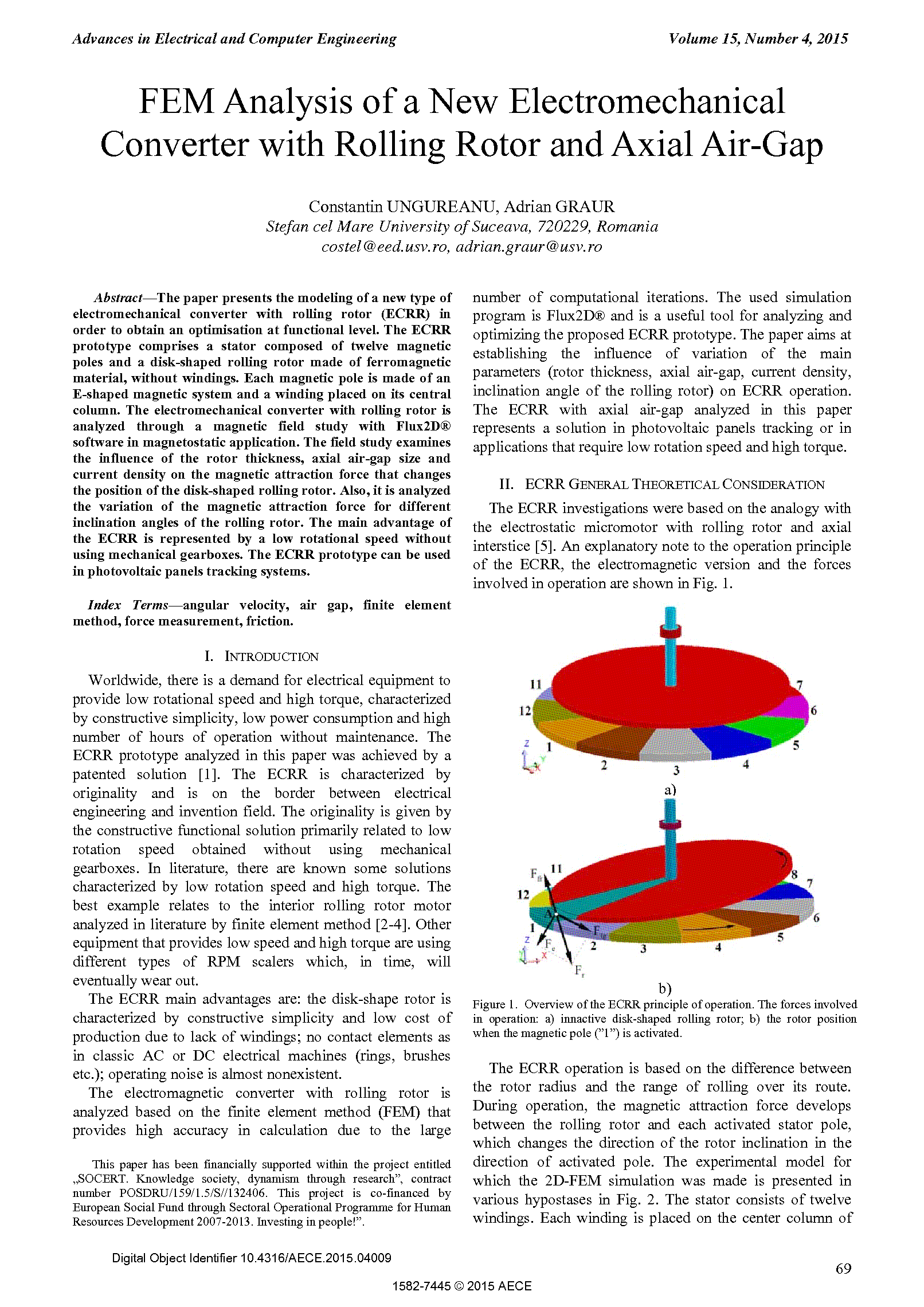 PDF Quickview for paper with DOI:10.4316/AECE.2015.04009